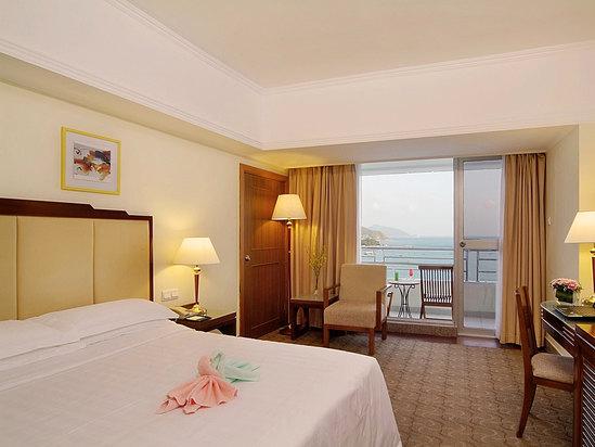 新豪華海景雙床房