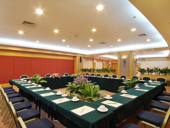 金色珠江会议室