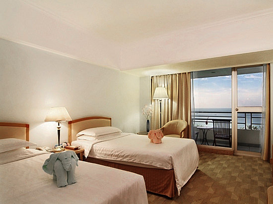 Deluxe Ocean-view Twin Room