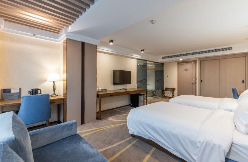Mingzhu Deluxe Twin Room