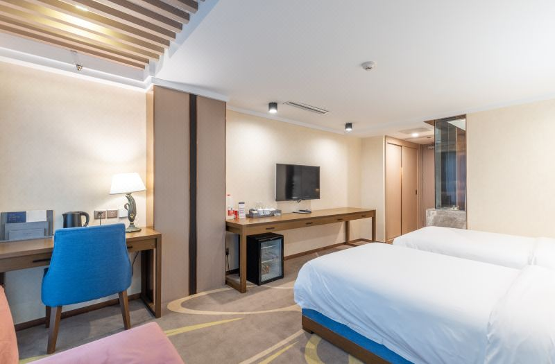 Mingzhu Superior Twin Room