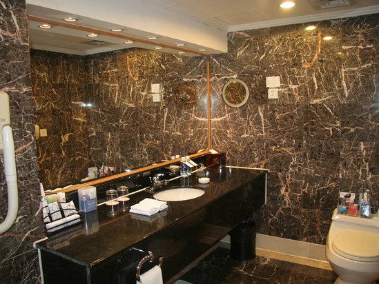 客房卫浴设施