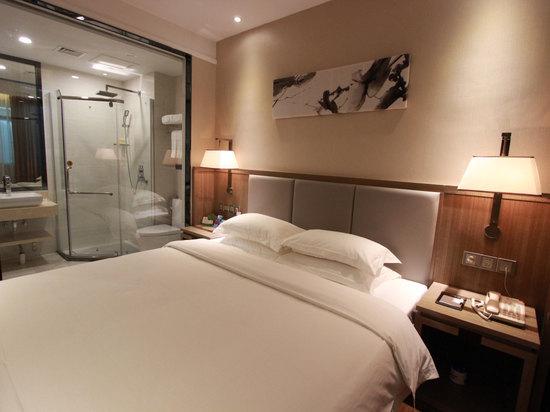 标准单人房大床