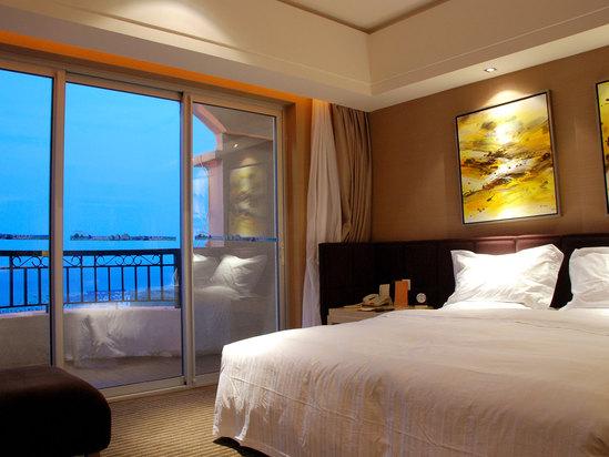 A座海景大床房
