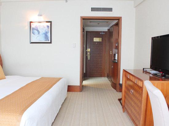 Villa 2 Deluxe Ocean-view Super Queen Room