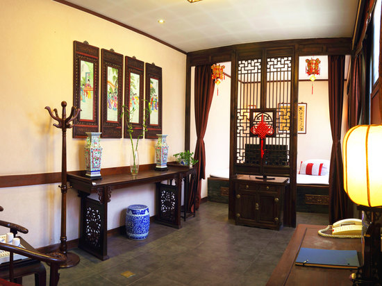 Executive Traditional Adobe Kang Room