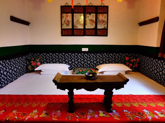Ming and Qing Dynasties Superior  Adobe Kang Room