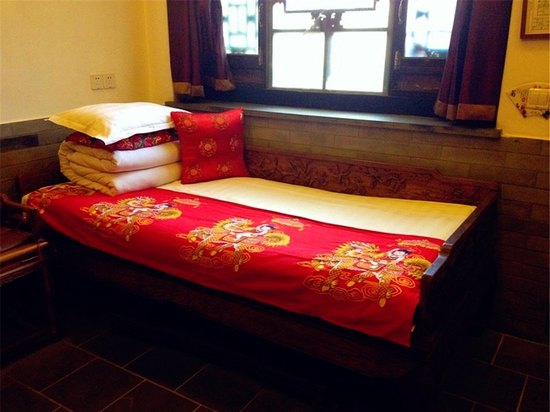 Ming and Qing Dynasties Deluxe  Dragon  Bed