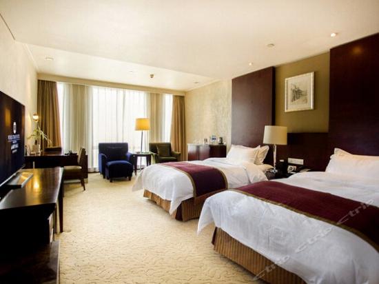 高级豪华景观双床房