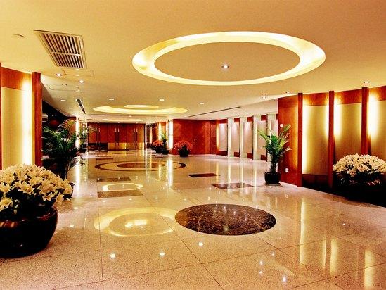 宴会厅前廊