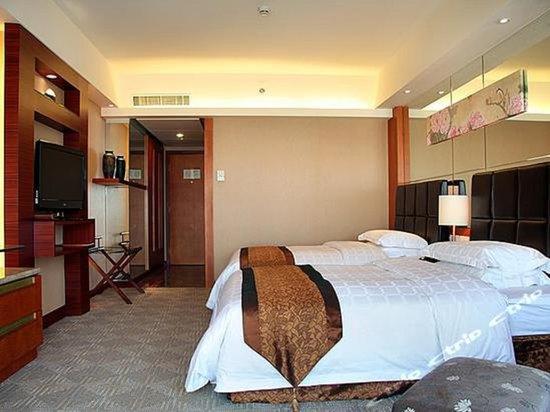 高級雙床間