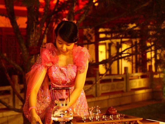 茶藝表演-音樂紅茶