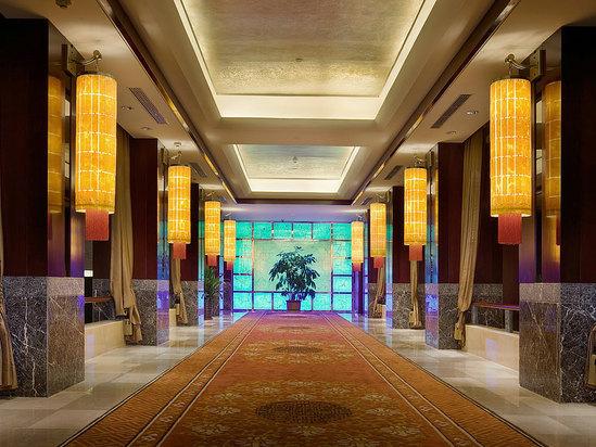 中餐厅走廊