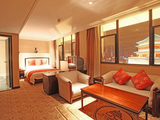 Street-view Deluxe Room