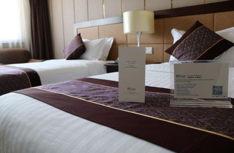 纯净豪华双床房