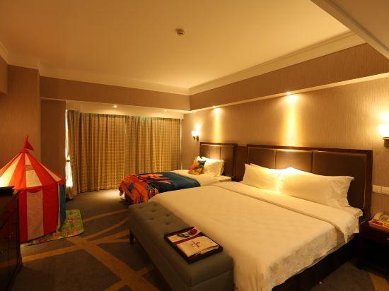 两室旅行套房