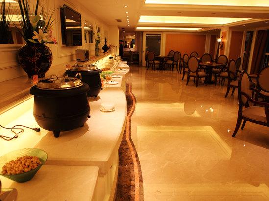 行政廊早餐厅