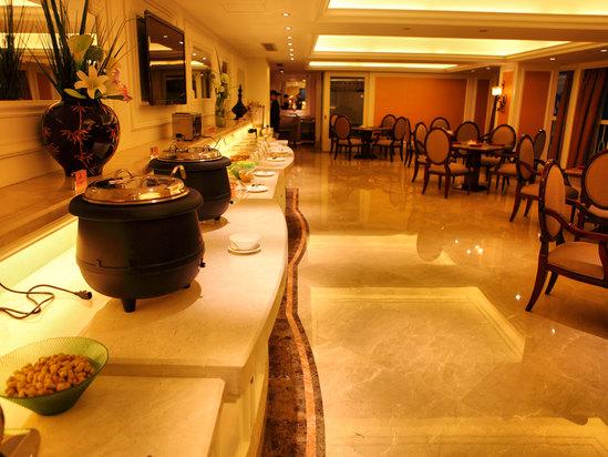 行政廊早餐廳