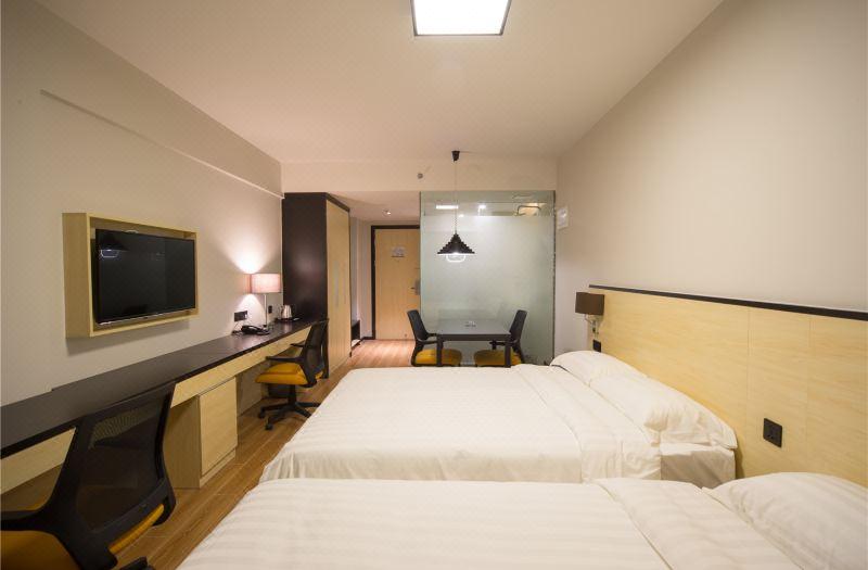 公寓双床间