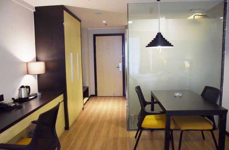 公寓雙床間