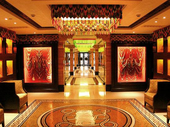 藏文化长廊