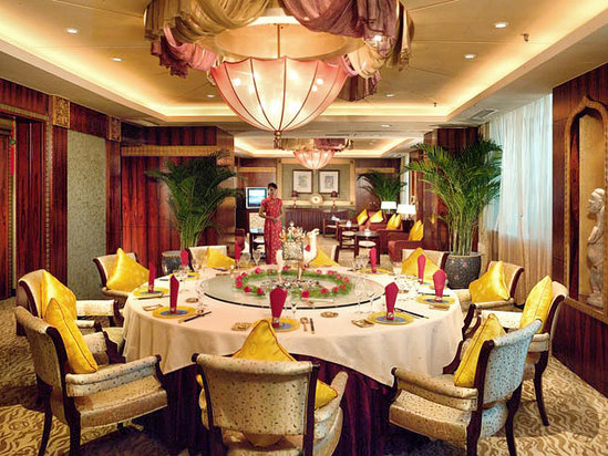 丽晶殿餐厅包厢