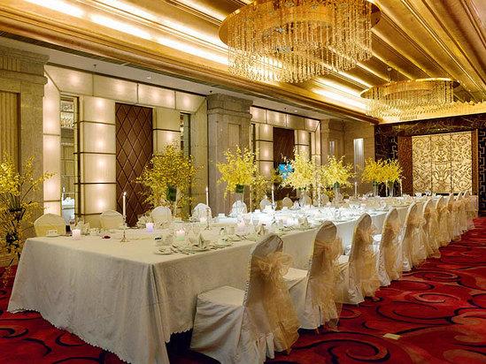 白金殿宴会厅