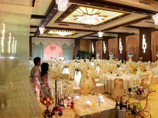 金殿西式婚宴
