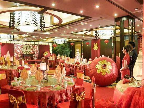 银殿中式婚宴