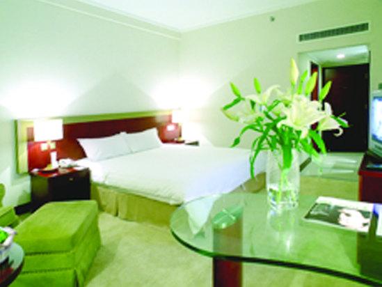 主樓標準大床房