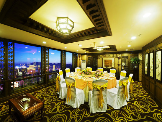 八瀛盛宴中餐厅