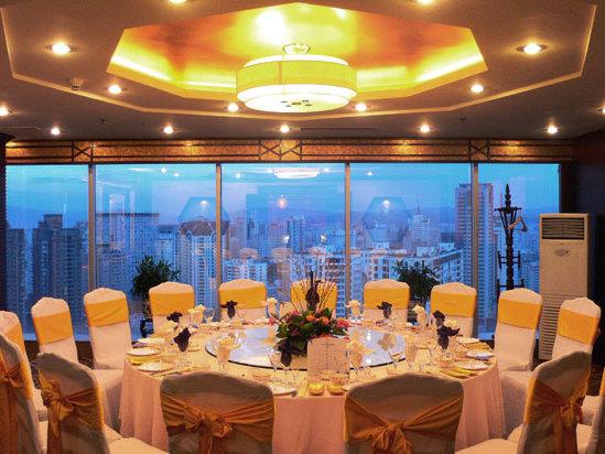 八瀛盛宴中餐廳