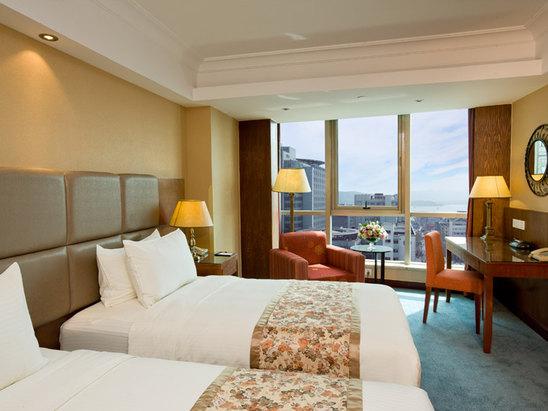 Premium Executive Lake-view Twin Room