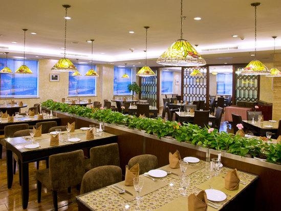 2樓地中海咖啡廳