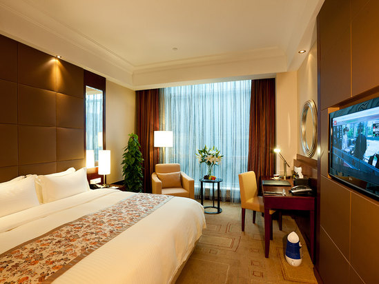 Business Deluxe Queen Room