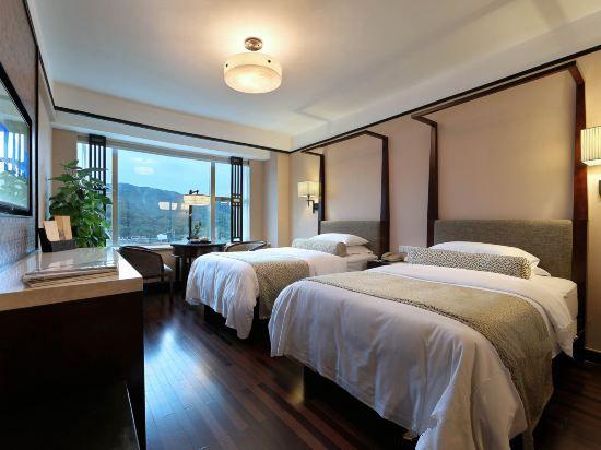 山景高級雙床房