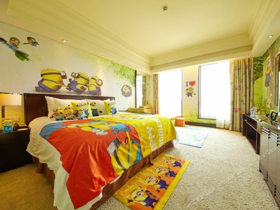 Minions Thematic Room