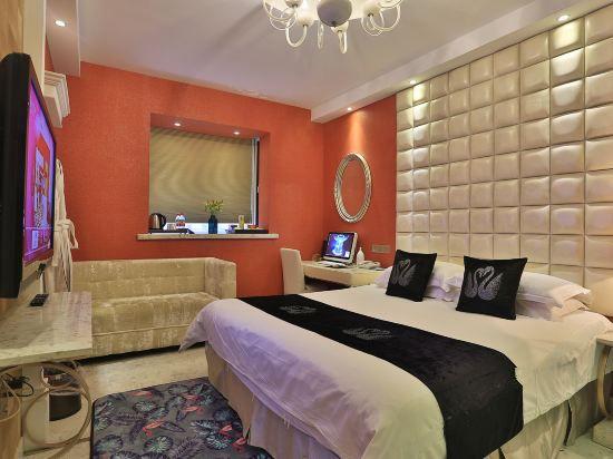 時尚大床房