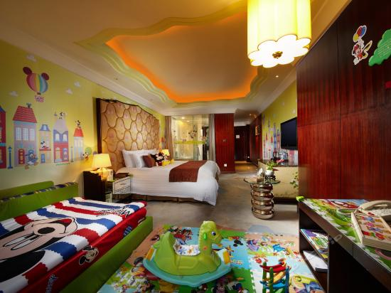 Mickey Family Room