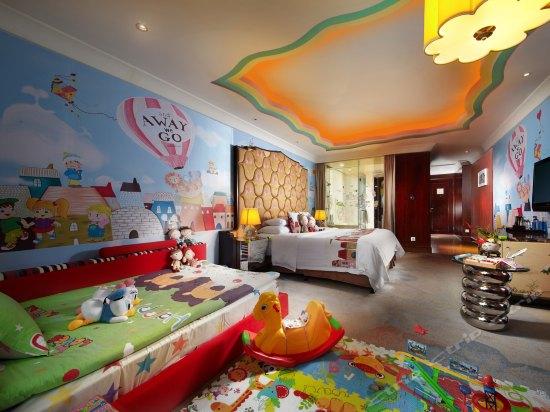 親子大床房
