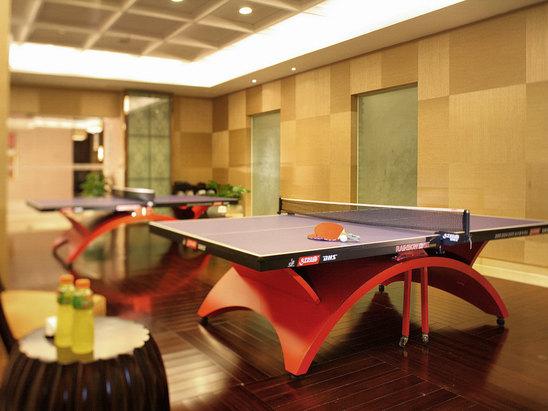 Table Tennis Room