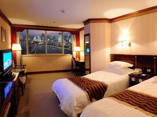 River-view Twin Room B