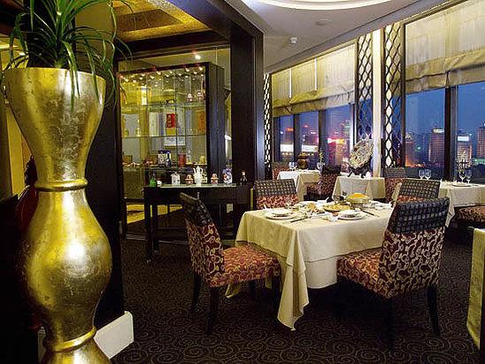 二十一層餐廳