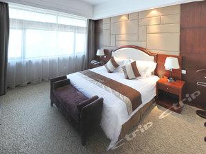 高级大床套房