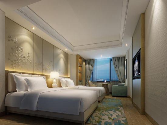 美居雙床房