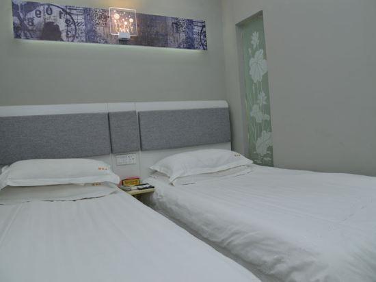 標準雙床房B