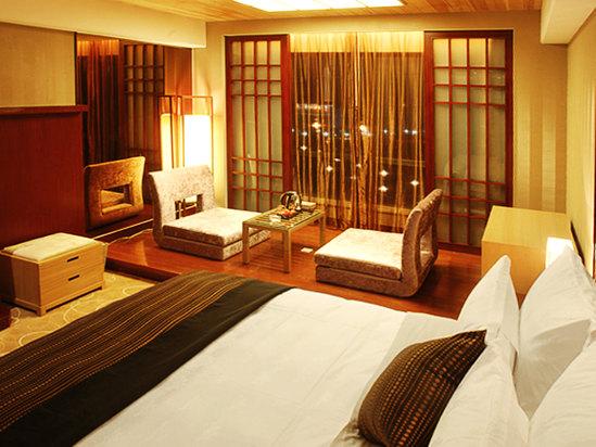 日式豪华客房