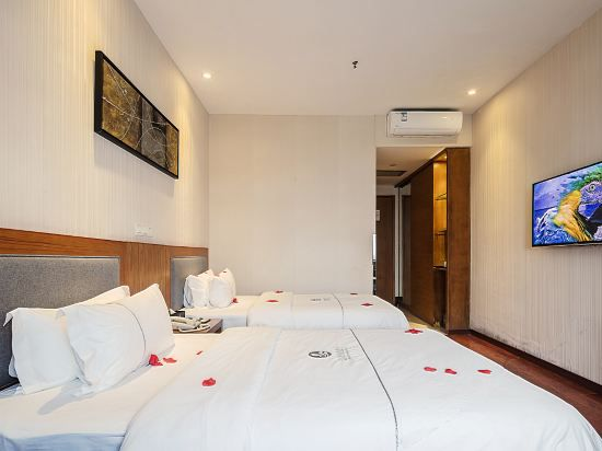 迎商雙床房8