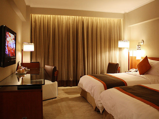 Noble Club Floor Guest Room