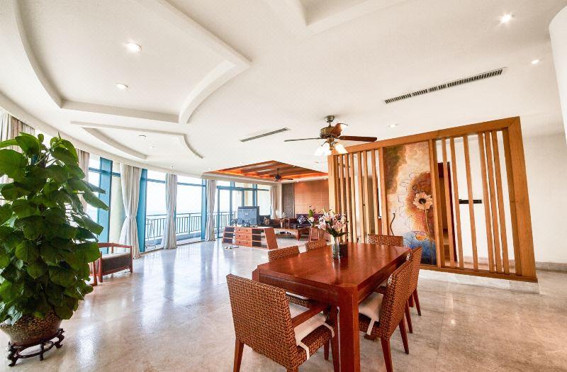 超級海景家庭套房
